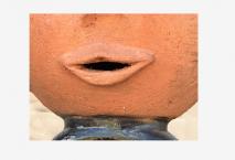 Statue en terre cuites