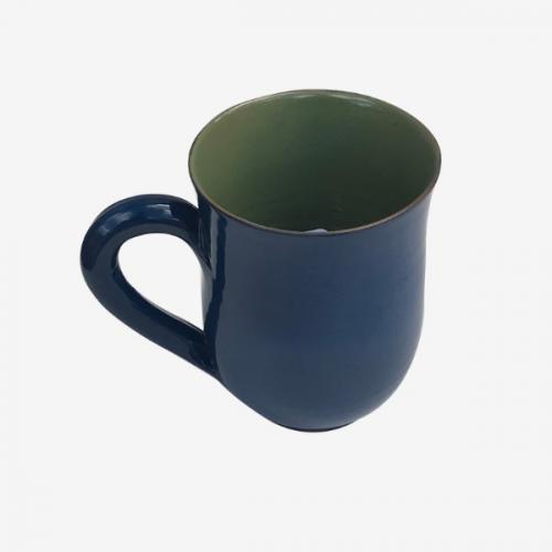 Mug bleu charron